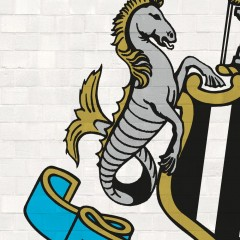 Newcastle United's International Player of the Week