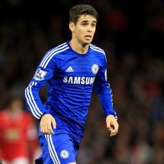 Oscar's make or break season at Chelsea