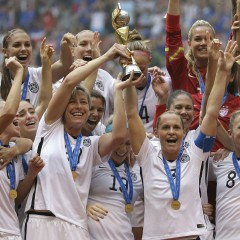Awards: 2015 Women's World Cup