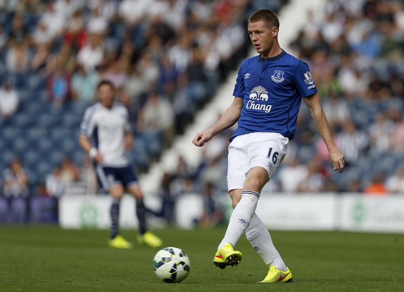 13th September 2014 - Barclays Premier League - West Bromwich Albion v Everton - James McCarthy of Everton - Photo: Paul Roberts / Offside.