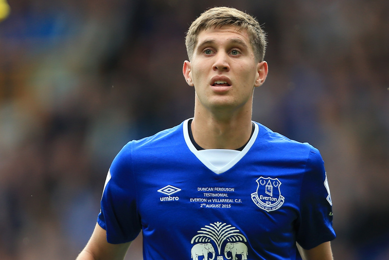 2nd August 2015 - Pre-Season Friendly - Everton v Villarreal - John Stones of Everton - Photo: Simon Stacpoole / Offside.