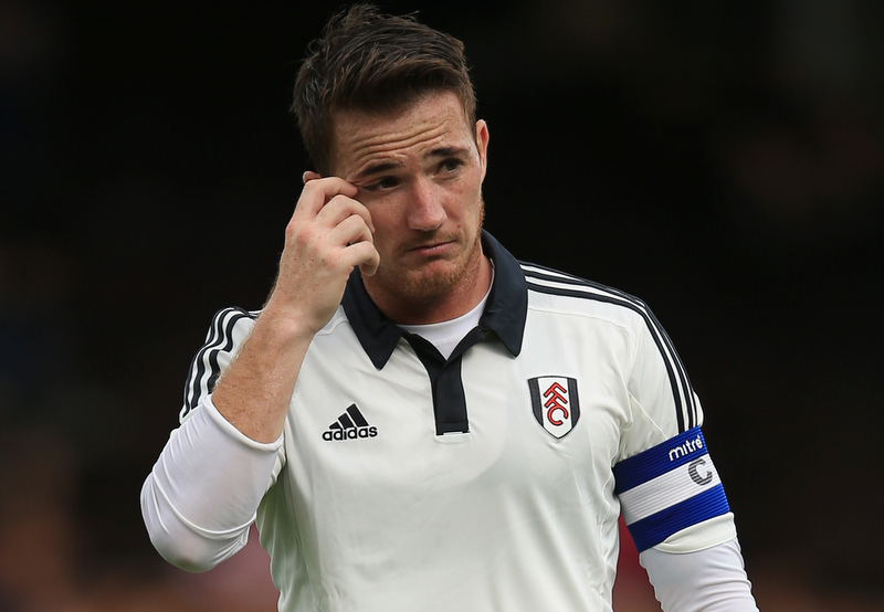 1 August 2015 - Pre-Season Friendly - Fulham v Crystal Palace - Ross McCormack of Fulham - Photo: Marc Atkins / Offside.