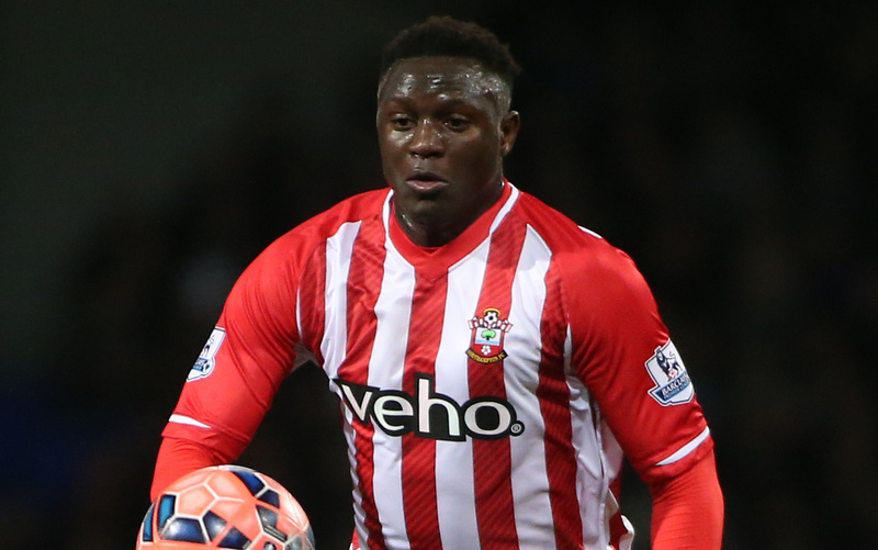 14 January 2015 - FA Cup - Ipswich Town v Southampton - Victor Wanyama of Southampton.Photo: Ryan Smyth/Offside