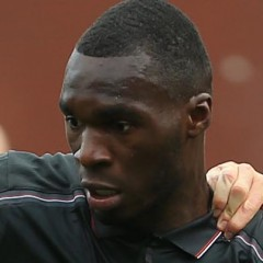 Can Benteke play as a lone striker?