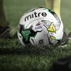 Win: Official Mitre Football League match ball