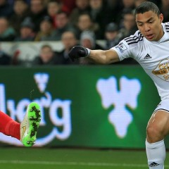 Wingers show they are key to Swansea success