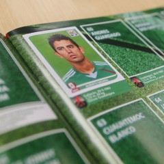 Win: Stuck on You: The Rise & Fall… & Rise of Panini Stickers