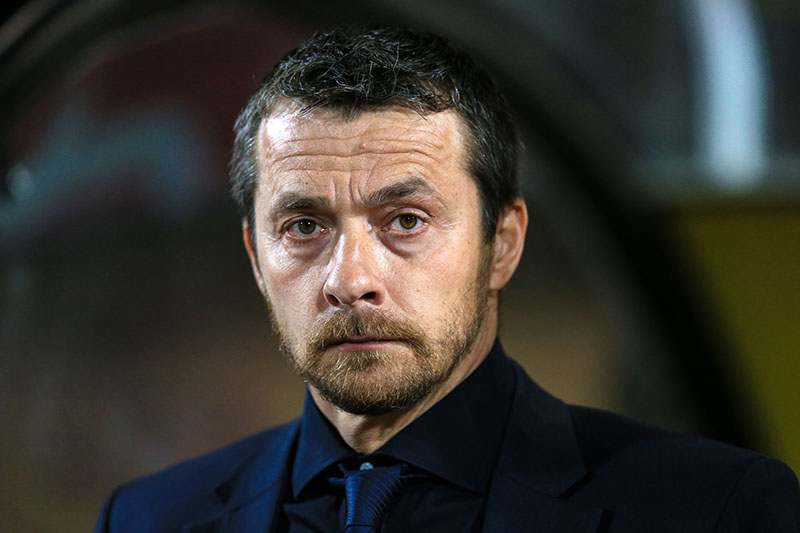 3 March 2015 - Sky Bet Championship - Watford v Fulham - Slavisa Jokanovic manager of Watford - Photo: Marc Atkins / Offside.
