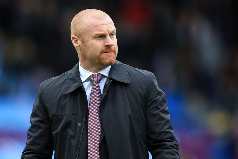 25th April 2015 - Barclays Premier League - Burnley v Leicester City - Burnley manger Sean Dyche - Photo: Simon Stacpoole / Offside.