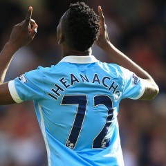 Exciting Iheanacho could soon jump ahead of Bony