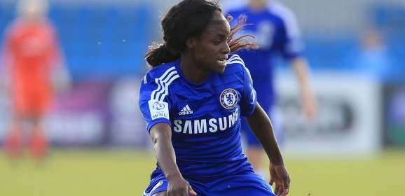 Profile: Chelsea Ladies and England striker Eni Aluko