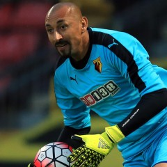 Watford's unlikely star between the sticks