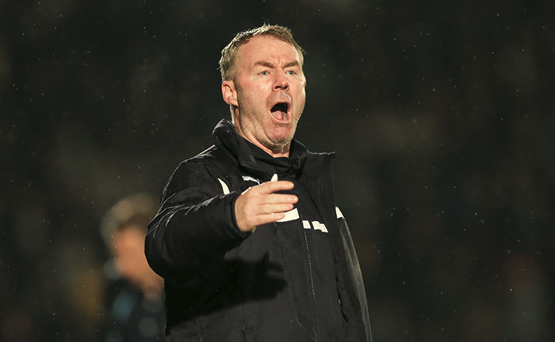 14 May 2015 - Sky Bet League Two - Play-Off Semi-Final 2nd Leg - Wycombe Wanderers v Plymouth Argyle - John Sheridan, Manager of Plymouth Argyle - Photo: Marc Atkins / Offside.