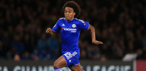 Willian's proving his doubters wrong