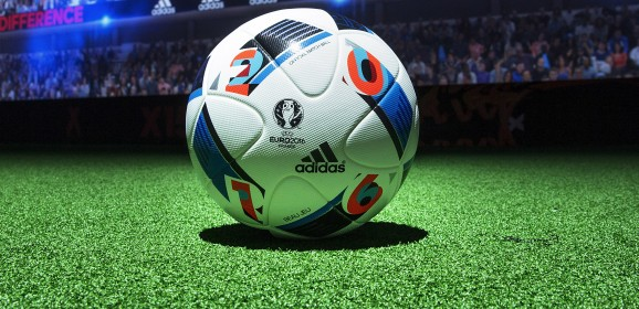 adidas Beau Jeu: Official EURO 2016 match ball