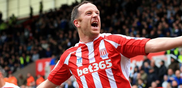 Interview: Charlie Adam targets trophies at Stoke City