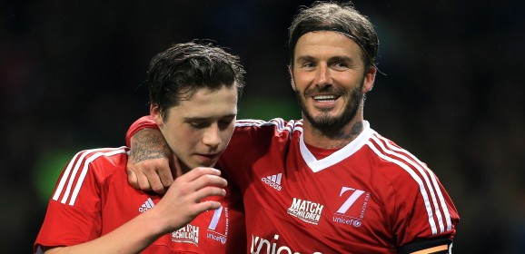 Top 10: Father & Son combinations in football