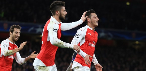 Champions League: Arsenal draw Barcelona