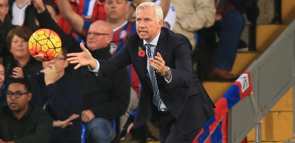 Pardew needs to find the answer to Palace's goal drought, and quickly