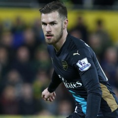Is it time for Arsene to play Aaron Ramsey as a box-to-box midfielder again?