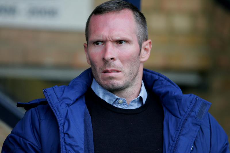 06 September 2014 - Sky Bet League Two - Southend United v Oxford United - Oxford United manager Michael Appleton.Photo: Ryan Smyth/Offside