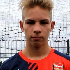 Barcelona scout Arsenal's 15-year-old future star