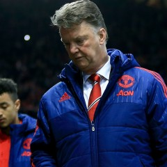 Derby FA Cup tie is do or die for Van Gaal