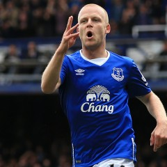 Were Everton right to sell Steven Naismith?