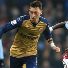 Do you prefer the new Mesut Ozil, or the old one?