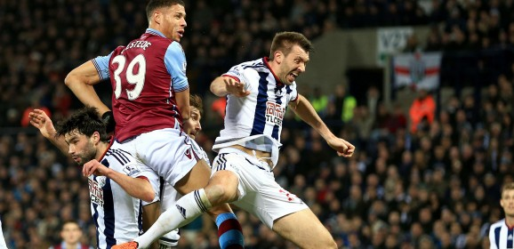 Relegation a real possibility for the Baggies