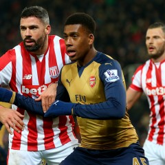 Iwobi to take FA Cup centre stage once more for Arsenal