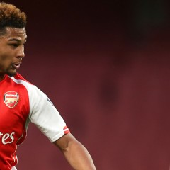 Brighton, Charlton and Fulham fighting for Arsenal's 20-year-old forward