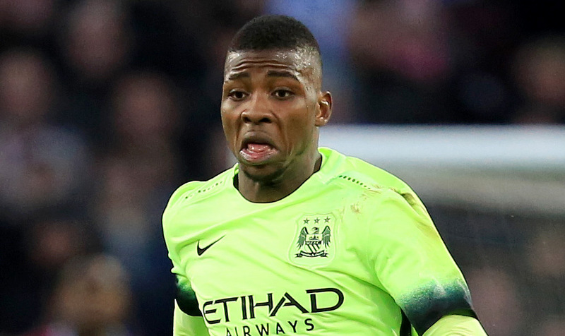Manchester City - Kelechi Iheanacho of Manchester City - Photo: Paul Roberts / Offside.