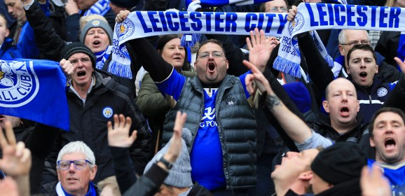 Leicester City are making their mark on the world map