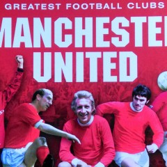 Win: 'Manchester United – Greatest Football Clubs' book