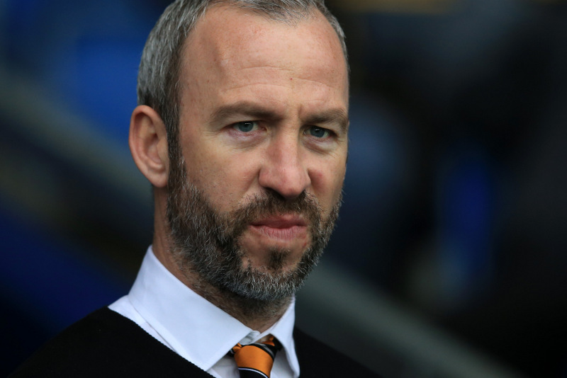 14 November 2015 - Sky Bet League Two  - Oxford v Cambridge - Cambridge United manager Shaun Derry - Photo: Marc Atkins / Offside.