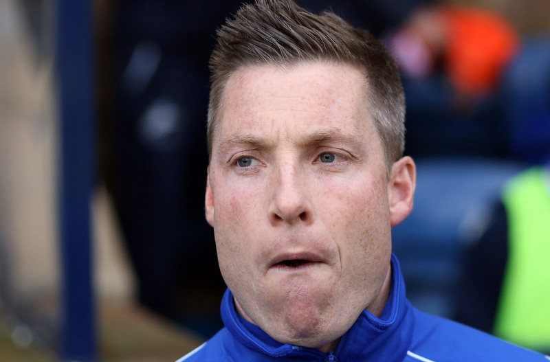 04 January 2014 FA Cup 3rd Round - Southend United v Millwall FC -Neil Harris, temporary Millwall FC manager.Photo: Mark Leech