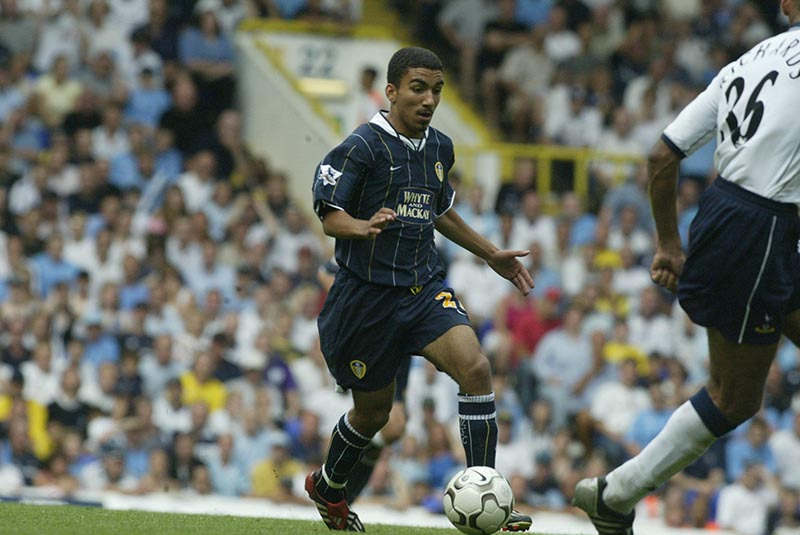 23/8/03 Tottenham Hotspur v Leeds United Aaron Lennon Credit: Offside Sports Photography